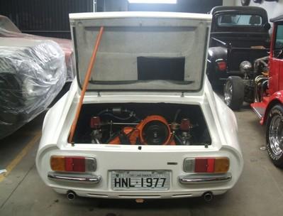 Customização de Carros Antigos Brasileiros Valor Moema - Customização para Carro Antigo com Motor V8