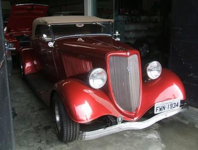 Customização de Carros Antigos Conversíveis Preço Brooklin - Customização de Carros Antigos Conversíveis