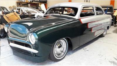 Customização de Carros Antigos Ford Preço Vila Medeiros - Customização para Carros Antigos Hot Rods