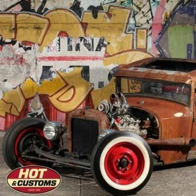 Customização para Carro Rat Rod Barueri - Customização de Carros Antigos Brasileiros