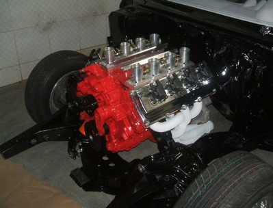 Customização para Carros Antigos com Motor V8 Campo Belo - Customização de Carros Antigos Chevrolet