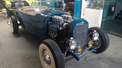 Customização para Carros Antigos Hot Rods Liberdade - Customização de Carros Antigos Conversíveis