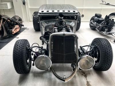Customização para Carros Rat Rod Belém - Customização para Carros Antigos Hot Rods