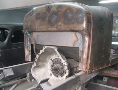 Funilaria para Carros Antigos com Motor V8 Ipiranga - Funilaria para Carros Importados