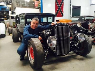 Oficina de Customização de Carros Antigos Valor Mairiporã - Customização para Carros Antigos Hot Rods