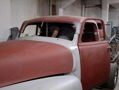 Oficina para Modificação de Carros Antigos Parque do Carmo - Oficina de Modificação de Carros Antigos Muscle Cars