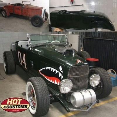 Onde Encontrar Customização Carro Antigo Alto de Pinheiros - Customização para Carro Antigo com Motor V8