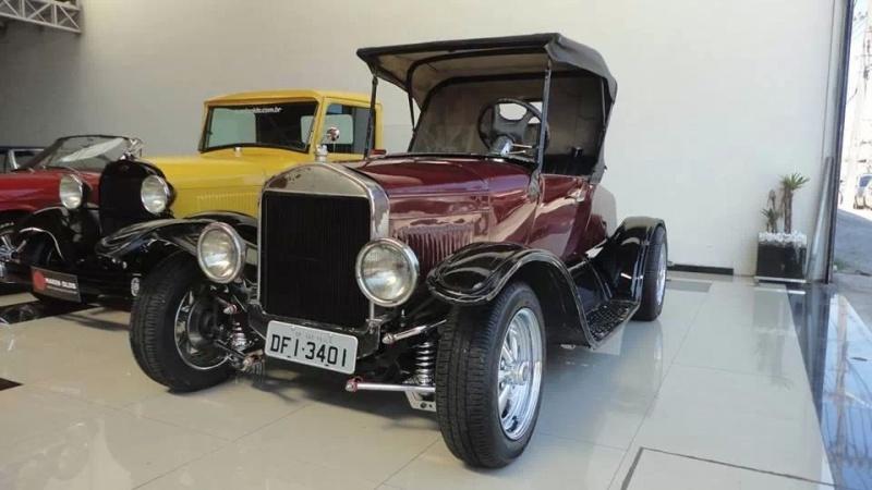 Onde Encontrar Customização de Carros Antigos Ford Vila Medeiros - Customização para Carro Antigo com Motor V8