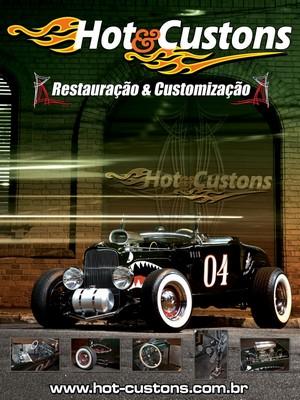 Onde Encontrar Customizar Carro Antigo Vila Albertina - Customização para Carros Antigos Hot Rods