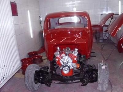 Onde Encontrar Pintura Automotiva Especial para Carros Antigos Aeroporto - Pintura de Carro Antigo Muscles Cars