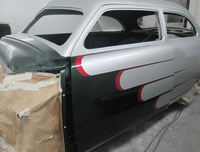 Onde Encontrar Pintura de Carros Personalizados Mooca - Pintura de Carros Antigos Hot Rods