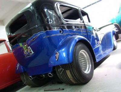 Onde Encontro Oficina de Modificação para Carros Antigos Hot Rods Francisco Morato - Oficina de Modificação para Carros Antigos Hot Rods