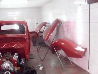 Onde Encontro Pintura Automotiva Especial para Carros Antigos Glicério - Pintura Automotiva Carros Antigos