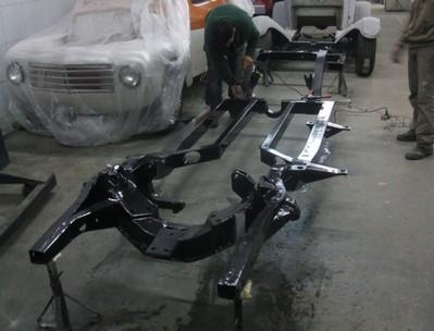 Onde Encontro Pintura para Carros Antigos Hot Rods Vila Marisa Mazzei - Pintura de Carros Personalizados