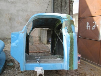 Onde Encontro Restauração de Carros em Fibra de Vidro Bela Vista - Restauração de Carros Clássicos