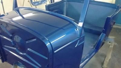 Pintura de Carros Antigos Hot Rods Preço Osasco - Pintura de Carro Antigo Muscles Cars