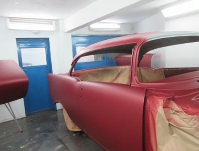 Pintura para Carros Antigos Hot Rods Preço Vila Andrade - Pintura de Carro Antigo Muscles Cars
