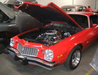 Pintura para Carros Antigos Muscles Cars Cantareira - Pintura de Carro Antigo Muscles Cars