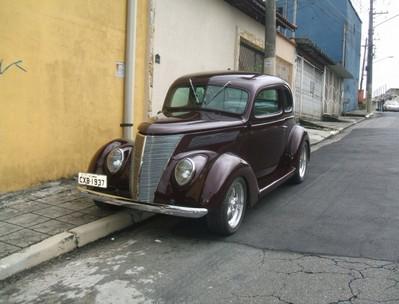 Reforma e Pintura de Carros Antigos Preço Casa Verde - Reforma de Carros Antigos Fusca