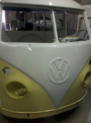 Restauração de Carro Kombi Ponte Rasa - Resturação para Carro Antigo Hot Rods