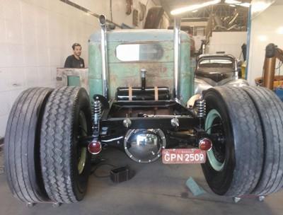 Resturação para Carros Antigos Hot Rods Ribeirão Pires - Restauração de Carro Antigo Rat Rod