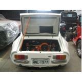 customização de carros antigos brasileiros valor Parque Peruche
