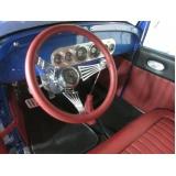 customização de carros antigos chevrolet preço Brooklin