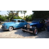 customização de carros antigos chevrolet valor Jardim São Luiz
