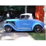 customização de carros antigos clássicos preço Cajamar