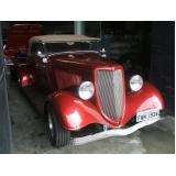customização de carros antigos conversíveis preço Jardim América