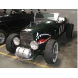 customização de carros antigos conversíveis valor Vila Gustavo