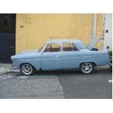 customização de carros antigos brasileiros