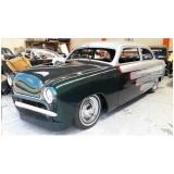 customização de carros antigos ford preço Vila Curuçá