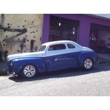 customização de carros antigos ford Moema