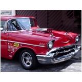 oficina de customização de carros antigos