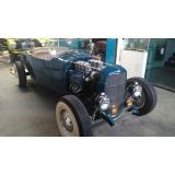 customização para carros antigos hot rods Vila Sônia