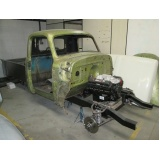 funilaria de carros antigos Brasilândia