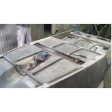 funilaria para carro antigo com motor v8 Parque Mandaqui