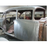 funilaria para carro antigo Vila Prudente