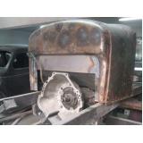 funilaria para carros antigos com motor v8 Água Branca