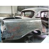 funilaria para carros clássicos