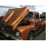 oficina de modificação carros antigos
