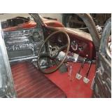 oficina de modificação de carros antigos ford