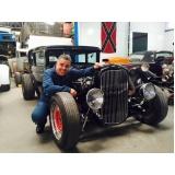 oficina de customização de carros antigos valor Interlagos