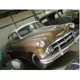 oficina de modificação de carros antigos muscle cars preço Sacomã
