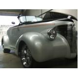 oficina de modificação para carros antigos preço Lapa