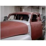 oficina para modificação de carros antigos Ibirapuera
