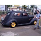 oficinas para modificação de carros antigos Jaçanã