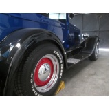 onde encontrar customização de carros antigos chevrolet Parque do Carmo