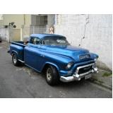 onde encontrar customização de carros antigos clássicos Bela Vista